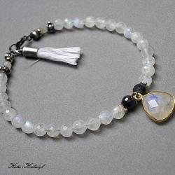 elegancka,boho,chwost - Bransoletki - Biżuteria