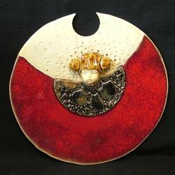 anioł,prezent,gwiazdka,święta,dekoracja - Ceramika i szkło - Wyposażenie wnętrz