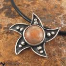 Wisiory słońce,wisior,kamień słoneczny