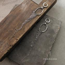 długie nowoczesne kolczyki - Kolczyki - Biżuteria