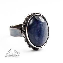 srebrny pierścionek,ekskluzywny,oryginalny - Pierścionki - Biżuteria