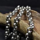 Naszyjniki gruby łańcuch,srebrny łańcuch