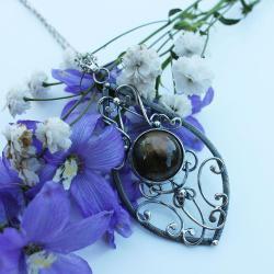 baśniowy,tajemniczy,czarujący - Wisiory - Biżuteria