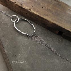 nowoczesny minimalistyczny naszyjnik formood - Naszyjniki - Biżuteria