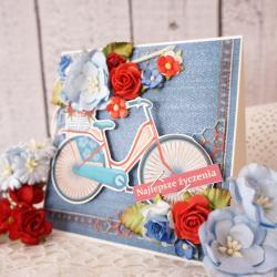 kartka,okolicznościowa,kolorowa - Kartki okolicznościowe - Akcesoria