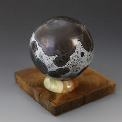 ceramiczna ozdoba,porcelanowa kula,krystaliczna - Ceramika i szkło - Wyposażenie wnętrz
