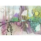 Ilustracje, rysunki, fotografia akwarela,obraz,oryginał,abstrakcja,wnętrze,tusz