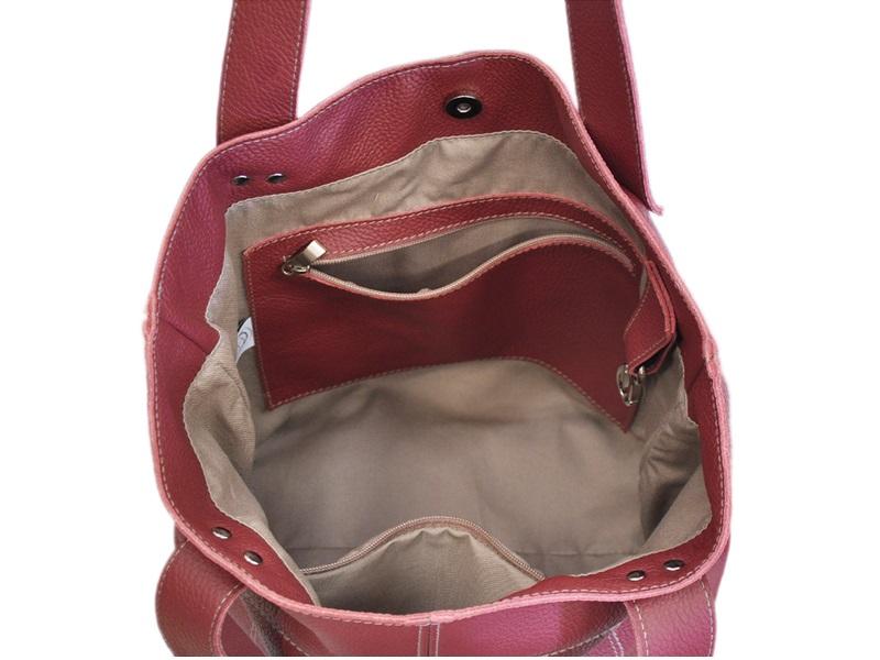 0d5cc31683cf2 ... Na ramię markowe modne torebki skórzane eleganckie damskie ...
