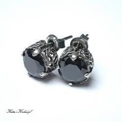 koronkowe,eleganckie - Kolczyki - Biżuteria