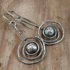 Kolczyki srebrne kolczyki
