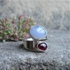 Pierścionki pierścionek,obrączka,chalcedon