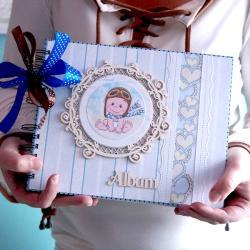 album,na zdjęcia,chłopiec,dziecko - Albumy - Akcesoria
