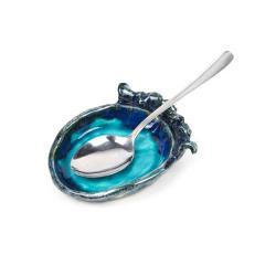 podstawka,pod łyżkę,ceramika - Ceramika i szkło - Wyposażenie wnętrz