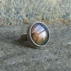 labradoryt,magia,Rivendell - Pierścionki - Biżuteria