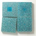Ceramika i szkło dekory,kafle,ceramiczne,na ścianę,strukturalne