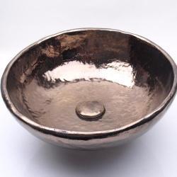 umywalka z gliny,umywalka nablatowa - Ceramika i szkło - Wyposażenie wnętrz