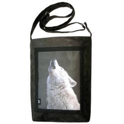 wilk,wilki,wataha,torba - Na ramię - Torebki