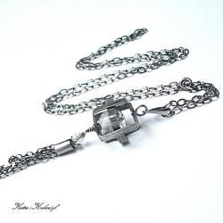 elegancki,przestrzenny - Naszyjniki - Biżuteria