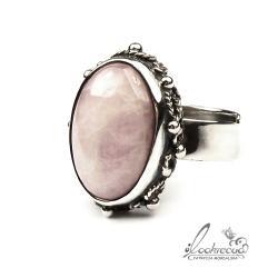 srebrny,regulowany,vintage,retro - Pierścionki - Biżuteria
