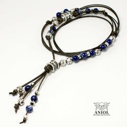 bransoleta,naszyjnik,biżuteria etno - Dla mężczyzn - Biżuteria