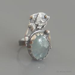autorski,artystyczny,unikat,ela rubin - Pierścionki - Biżuteria