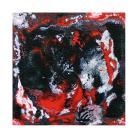 Obrazy abstrakcja,obraz,czerwony,nowoczesny,akryl,wnętrze