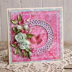 kartka,urodziny,imieniny,dzień babci - Kartki okolicznościowe - Akcesoria
