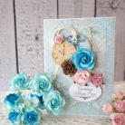 Kartki okolicznościowe kartka,kolorowa,ślub