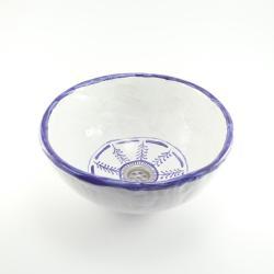 umywalka ceramiczna,umywalka,umywalka łazienkowa - Ceramika i szkło - Wyposażenie wnętrz