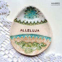 miseczka,jajko,pisanka,ceramika,mimbres - Ceramika i szkło - Wyposażenie wnętrz