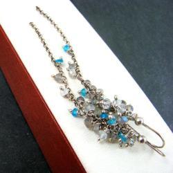subtelne,długie - Kolczyki - Biżuteria