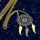 Naszyjniki amulet,talizman,łapacz snów,elegancki,kobiecy,