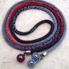 Naszyjniki lariat,długi,sznur,naszyjnik,bransoletka