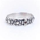 Pierścionki srebrny pierścionek różaniec,różaniec na palec