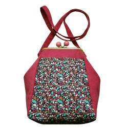 bigiel,metalowa ramka,torebka z zapięciem - Na ramię - Torebki