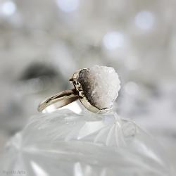 ripititi arts,srebro,pierścionek,tytanowy,miedz - Pierścionki - Biżuteria