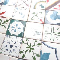 dekory,płytki,kafle,kafelki - Ceramika i szkło - Wyposażenie wnętrz