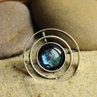 Pierścionki srebro,obręcz,pierścionek,tarcza,cel,szkło