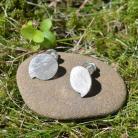 Kolczyki małe kolczyki,srebrne sztyfty,mini kolczyki