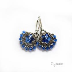 małe,błyszczące,oryginalne - Kolczyki - Biżuteria