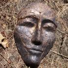 Ceramika i szkło ceramika,unikat,rękodzieło,rzeżba,maska