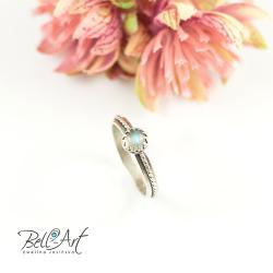 delikatny,romantyczny,koronka,elegancki - Pierścionki - Biżuteria