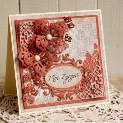 kartka,urodziny,imieniny,dzień matki - Kartki okolicznościowe - Akcesoria