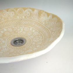 umywalka,umywalka ceramiczna,zlew - Ceramika i szkło - Wyposażenie wnętrz