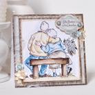 Kartki okolicznościowe kartka,dzień babci,dzień dziadka