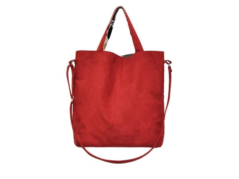 1c69200279935 duże torebki damskie materiałowe na ramię - Na ramię - Torebki w ArsNeo