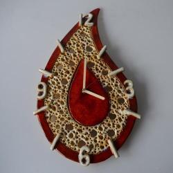 zegar - Ceramika i szkło - Wyposażenie wnętrz
