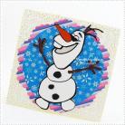 Kartki okolicznościowe Olaf,Kraina Lodu,kartka,urodziny,dziecko,bajka