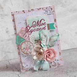 życzenia,urodziny,imieniny,na każdą okazję - Kartki okolicznościowe - Akcesoria
