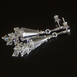 kolczyki z gronami - Kolczyki - Biżuteria